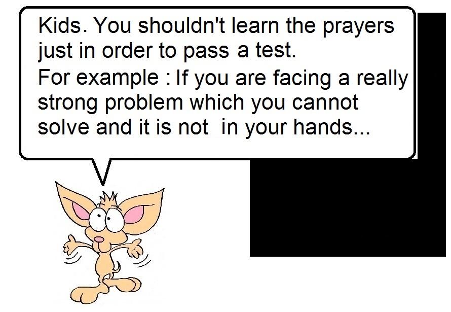 Taquito en las oraciones