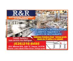 R and R RESTAURANT