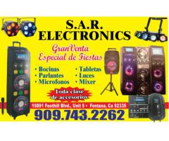 SARelectronics