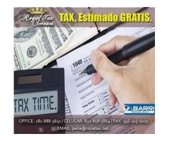 ¡Prepare sus impuestos con Royal Tax Services!
