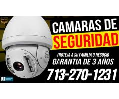 Cámaras de seguridad HD Houston