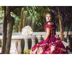 Quinceaneras, sweet 17 photo and hd video