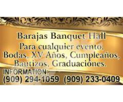 BARAJAS BANQUET HALL & CATERING
