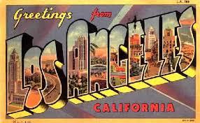 La vida en Los Angeles.