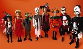 Halloween y disfraces