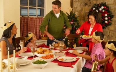 Navidad con familia
