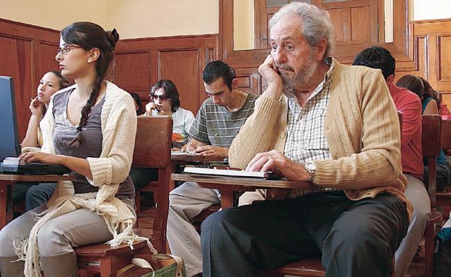 Persona Mayor quiere estudiar