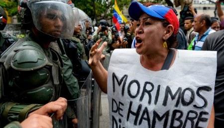Causas de la crisis de Venezuela