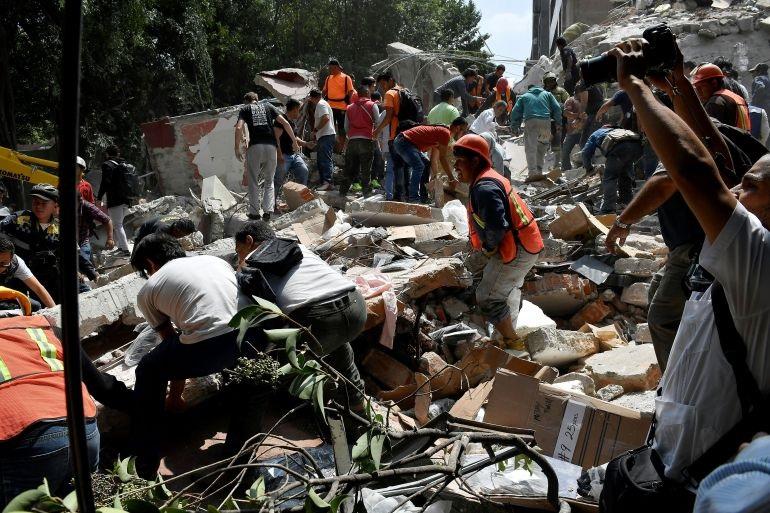 ¿Qué hacer después de un sismo?