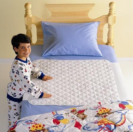 Mojar la cama