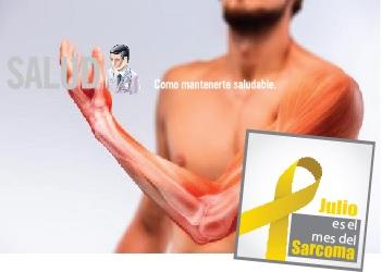 Tumor en el músculo del muslo