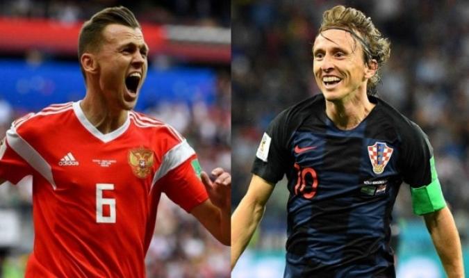 Rusia eliminada del Mundial