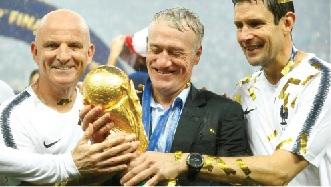 Zagallo y Beckenbauer fueron muy grandes