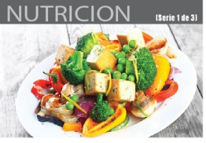 nutricion dieta vegetariana