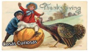 thanksgiving(cosas curiosas)