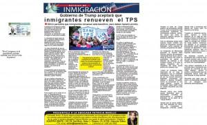 triunfa el tps(inmigracion)