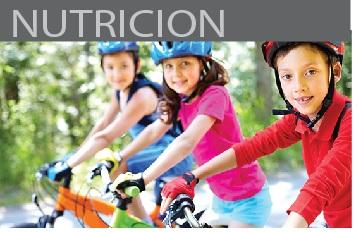 alimentos para niños deportistas(nutricion)