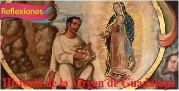 historia de la virgen de gualdapue(reflexiones)