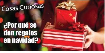 por que se dan regalos en navidad (curiosidades)