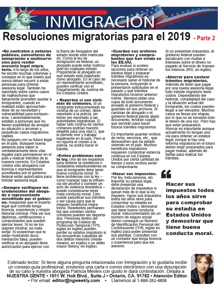 Resolucion migratoria 2(inmigracion)