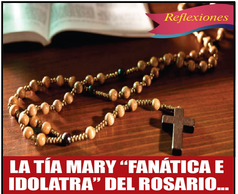 Tia mary fan de rosario