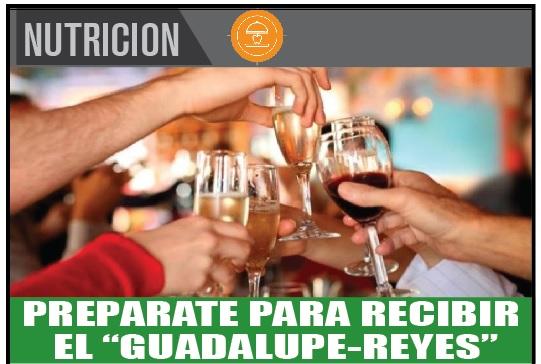 Prepárate a recibir el Guadalupe – Reyes