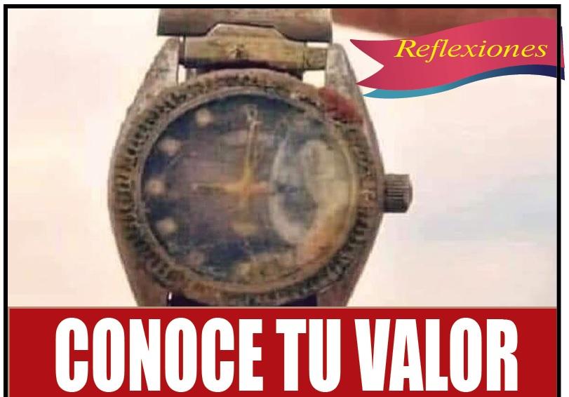 CONOCE TU VALOR