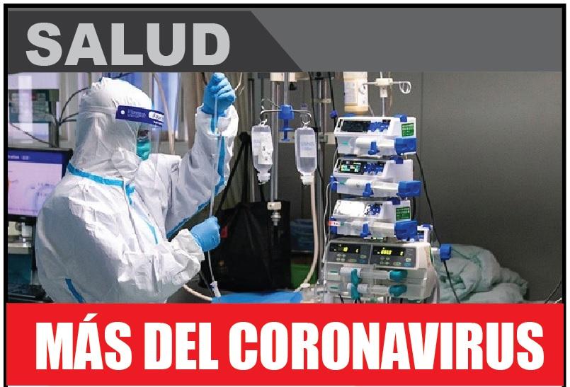MÁS DEL CORONAVIRUS