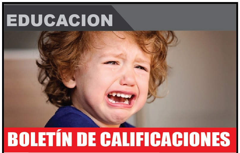 BOLETÍN DE CALIFICACIONES