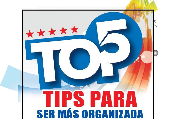 TOP 5 Organizada