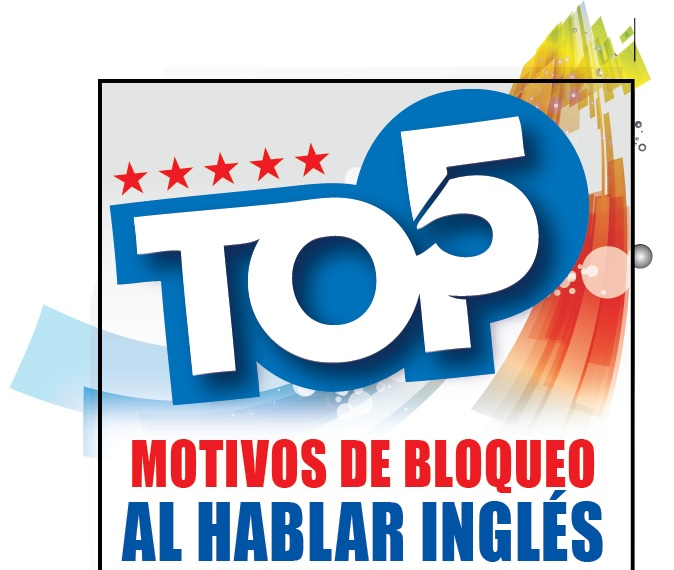 MOTIVOS DE BLOQUEO AL HABLAR INGLÉS