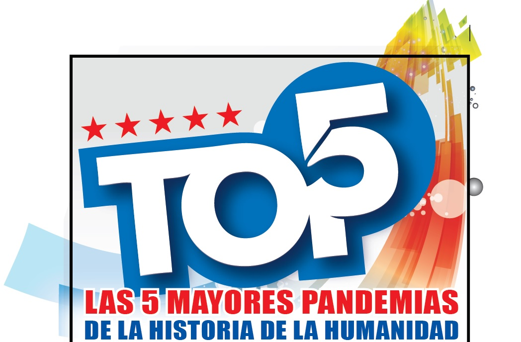 LAS 5 MAYORES PANDEMIAS DE LA HISTORIA DE LA HUMANIDAD