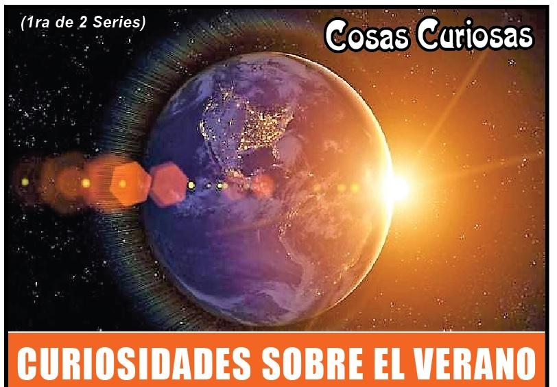 CURIOSIDADES SOBRE EL VERANO 1 de 2