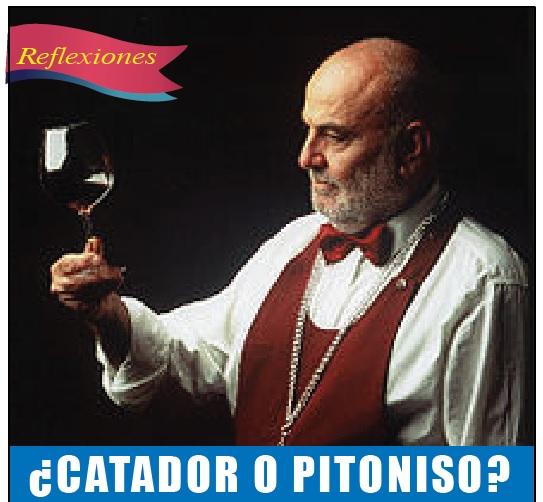 ¿CATADOR O PITONISO?