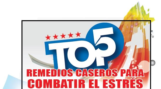 REMEDIOS CASEROS PARA COMBATIR EL ESTRÉS