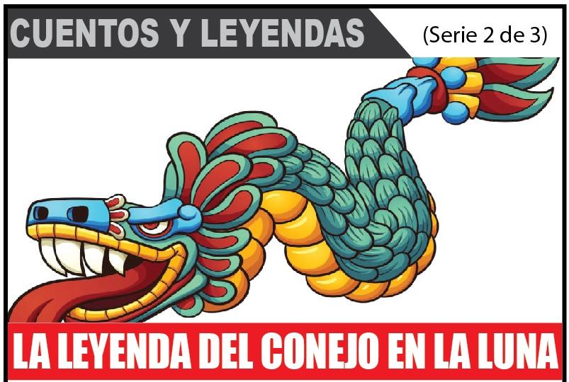 LA LEYENDA DEL CONEJO EN LA LUNA 2 de 3
